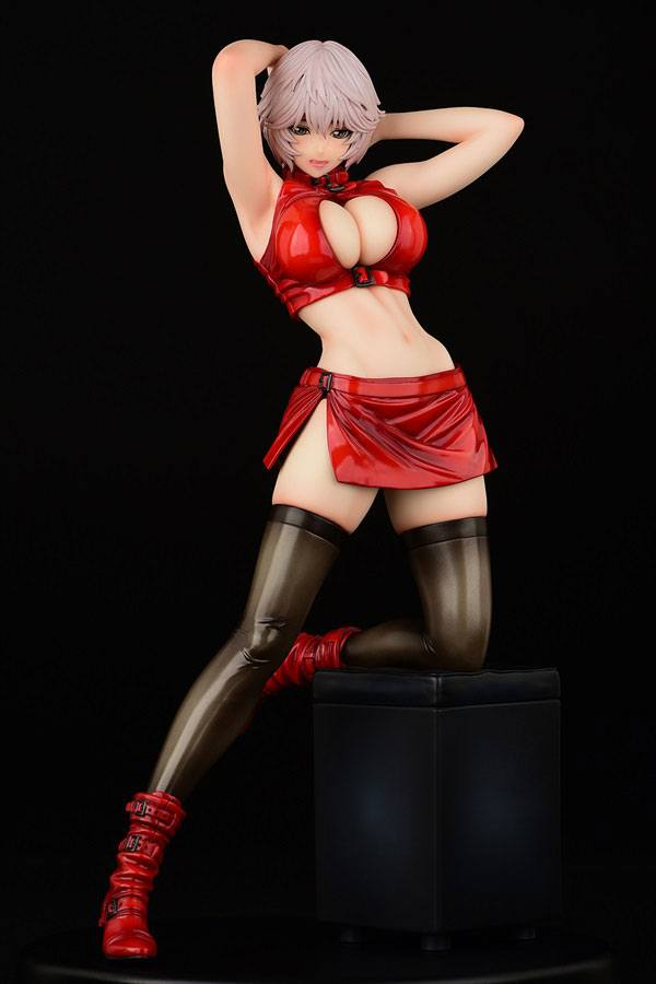Kisei Juui Suzune PVC Statue 1/5 Arizono Suzune The Final Perfect Ver. Rouge 30 cm