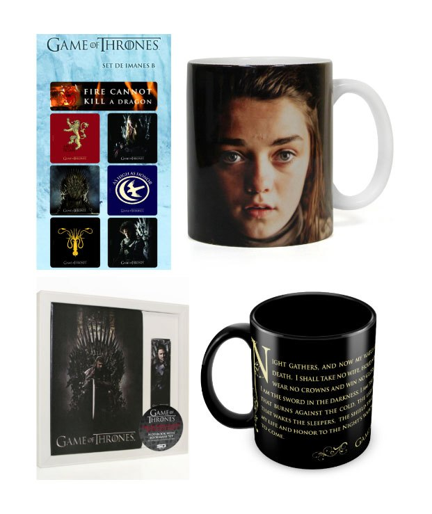 Game of Thrones Gift Box 2018
