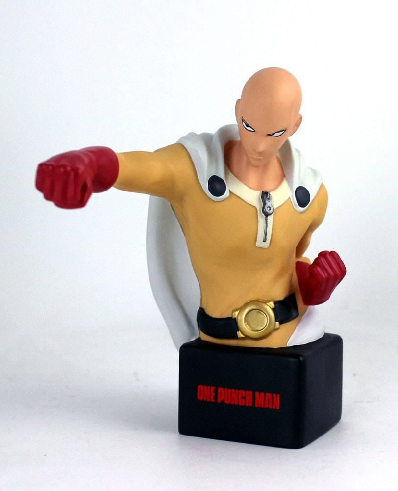 One Punch Man Coin Bank Saitama 20 cm