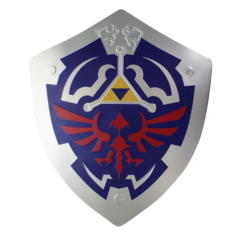 Legend of Zelda Tin Wall Art Hylian Shield