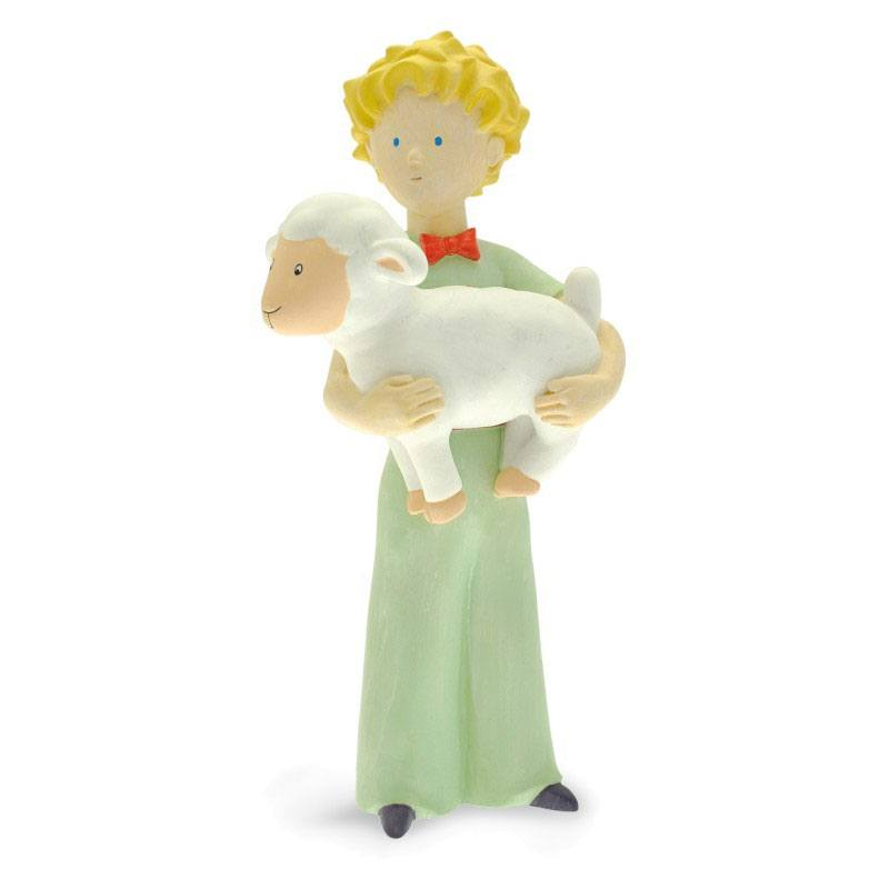 The Little Prince Collector Collection Statue The Little Prince & The Sheep 25 cm