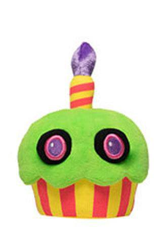 Five Nights at Freddy's Plush Figure Neon Cupcake 15 cm