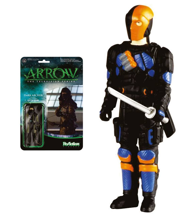 Arrow ReAction Action Figure Deathstroke 10 cm