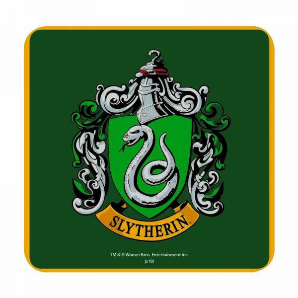 Harry Potter Coaster Slytherin Case (6)