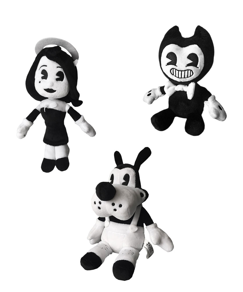 Bendy and the Ink Machine Plush Figures 20 cm Assortment (6)