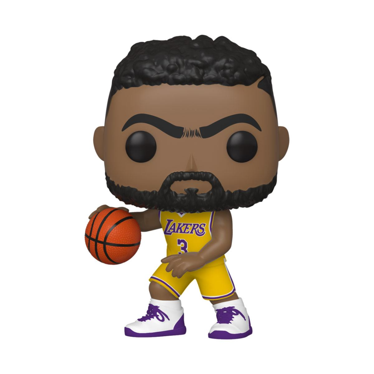 NBA POP! Sports Vinyl Figure Anthony Davis (Lakers) 9 cm