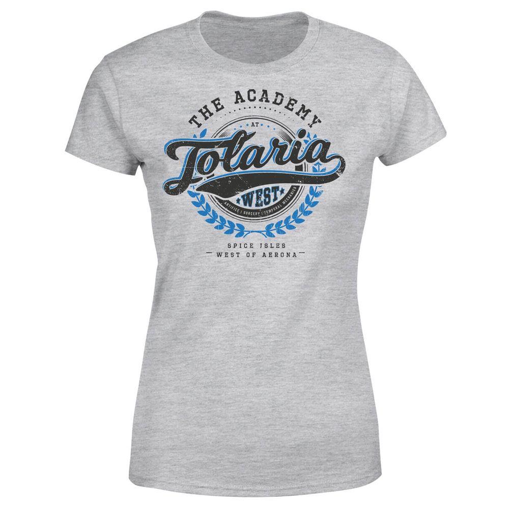 Magic the Gathering Ladies T-Shirt Tolaria Academy Size L