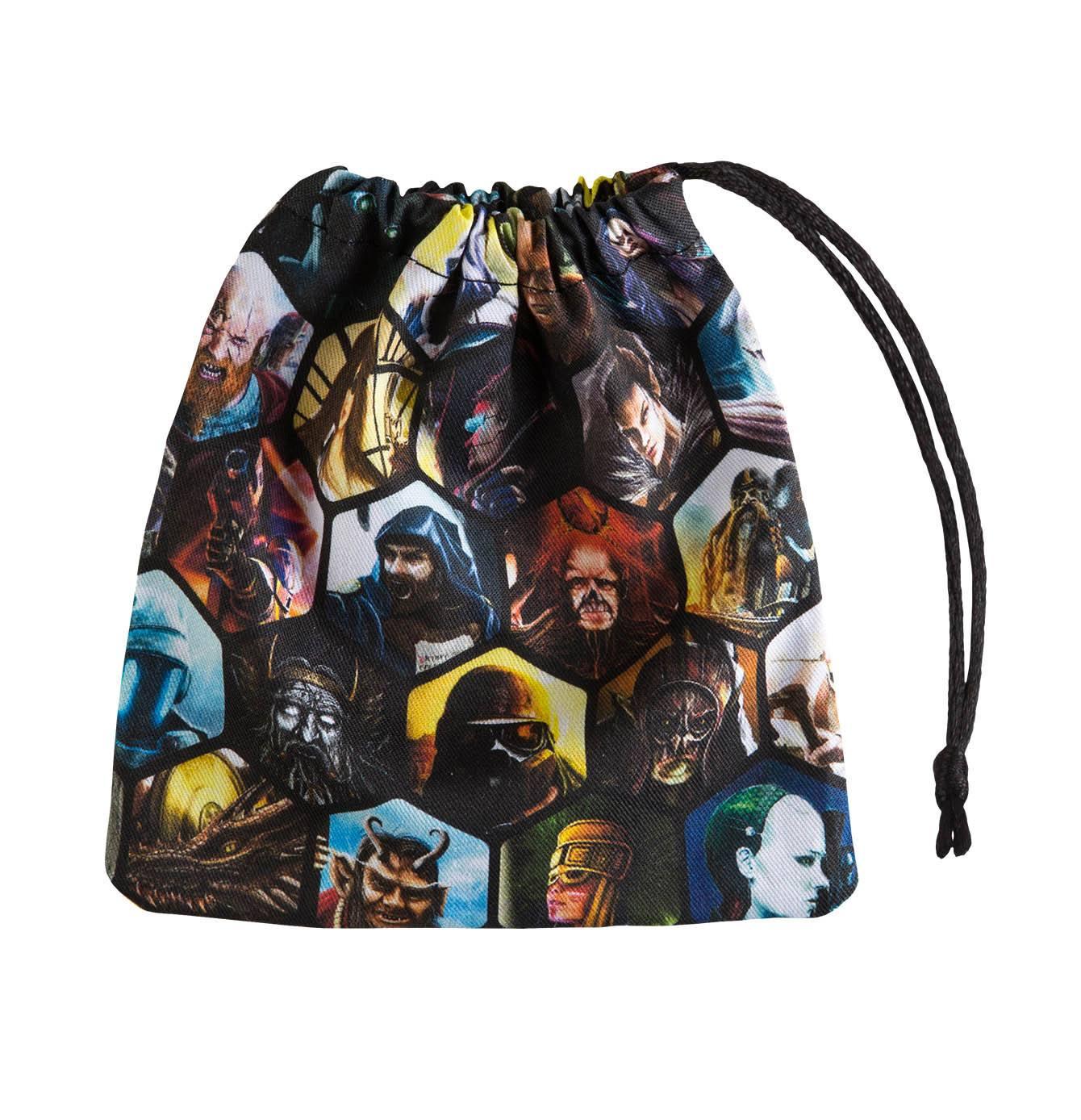 Branded Dice Bag Fullprint
