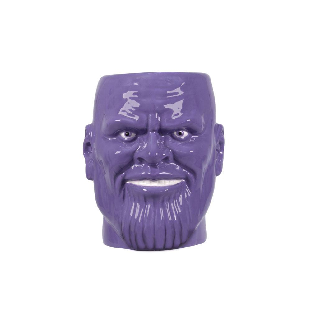 Marvel Shaped Mug Thanos