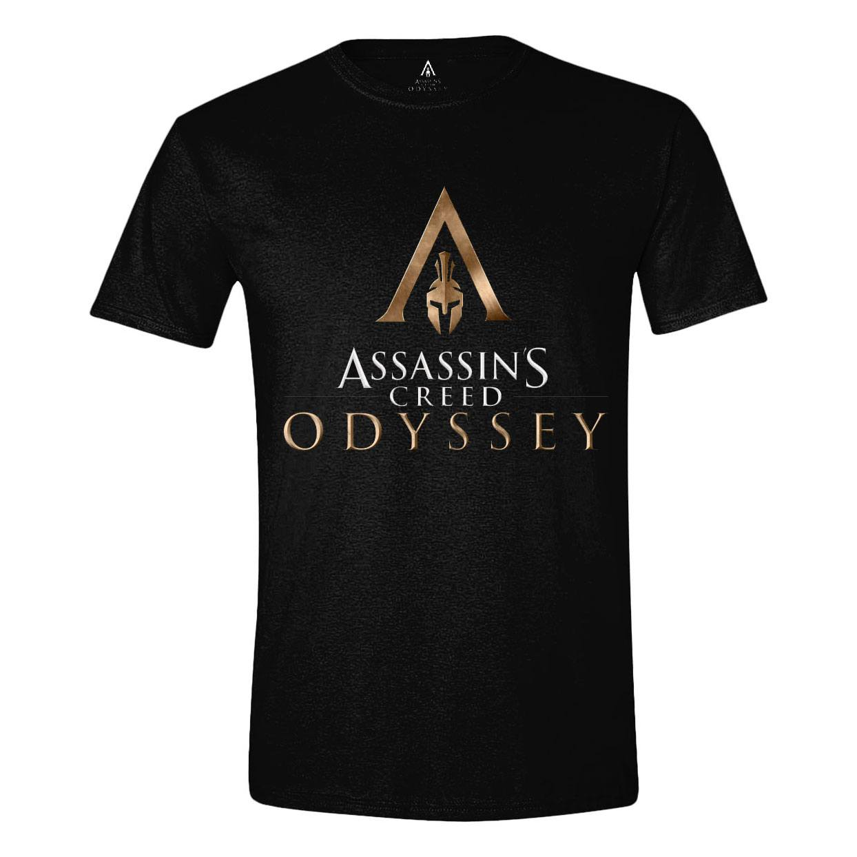 Assassin's Creed Odyssey T-Shirt Game Logo Size XL