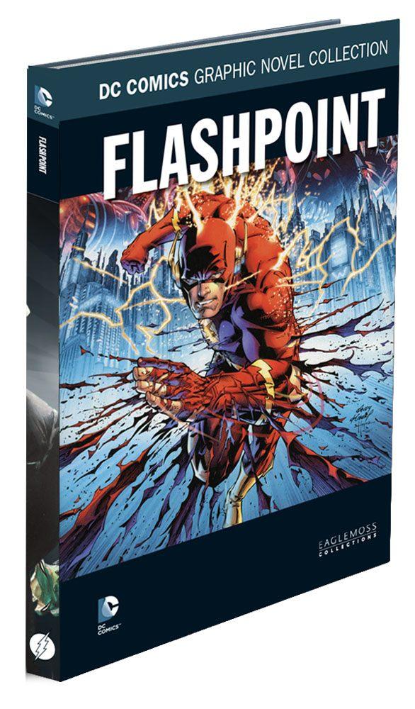 DC Comics Graphic Novel Collection #61 Flashpoint Case (12) *German Version*
