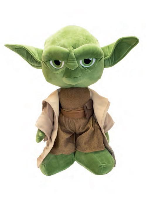 Star Wars Plush Figure Yoda 55 cm