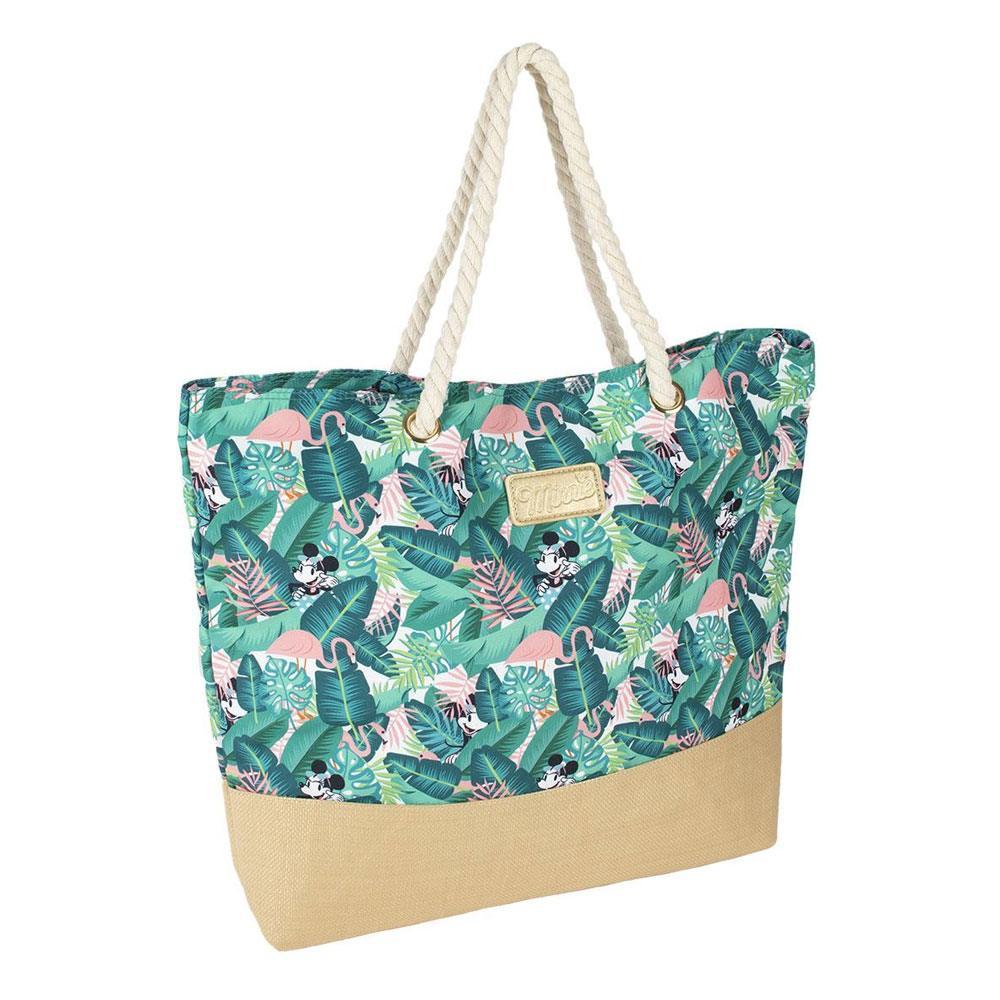 Cerdá Minnie Mouse Beach Bag Tropical
