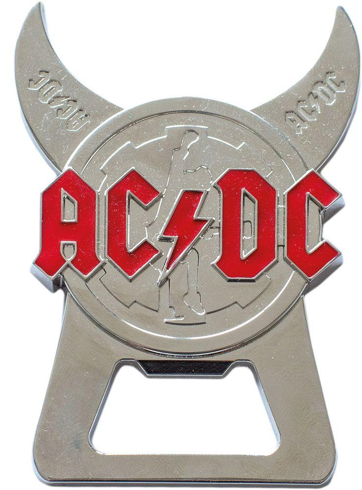 AC/DC Bottle Opener Horns 9 cm