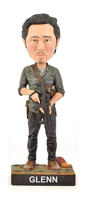 Walking Dead Bobble-Head Glenn 20 cm
