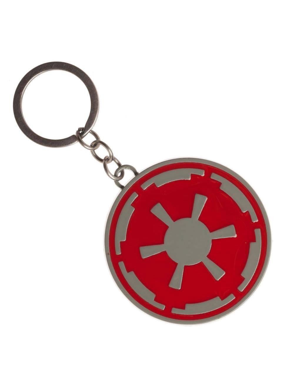 Star Wars Metal Keychain AT-AT Walker Pilot