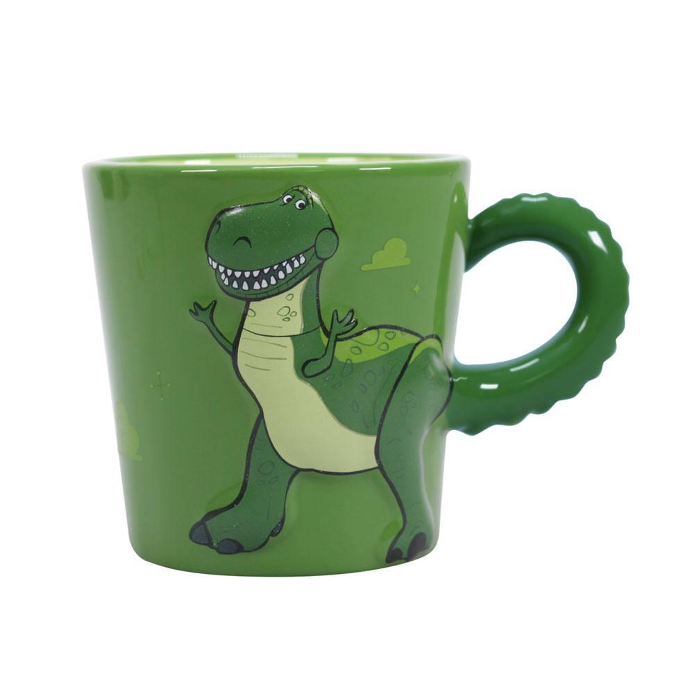 Toy Story Shaped Mug Rex