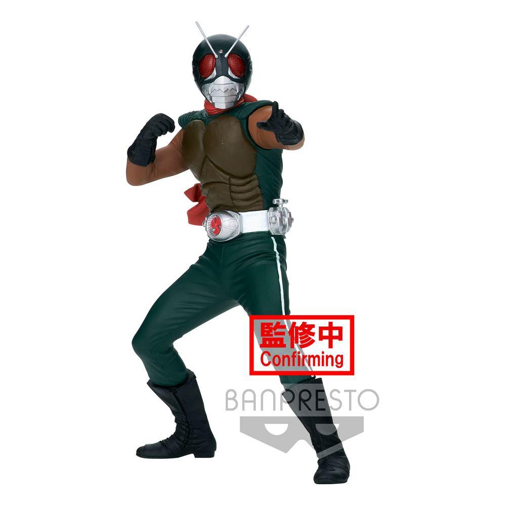 Kamen Rider Hero's Brave PVC Statue Skyrider Ver. A 16 cm