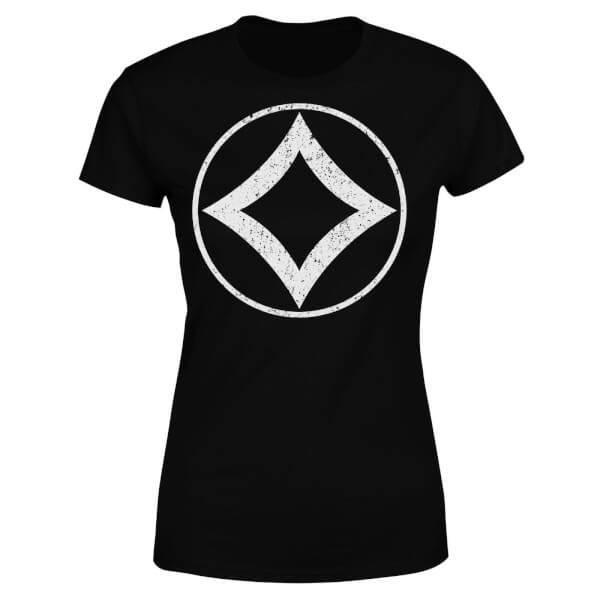 Magic the Gathering Ladies T-Shirt Mana Colourless Size M
