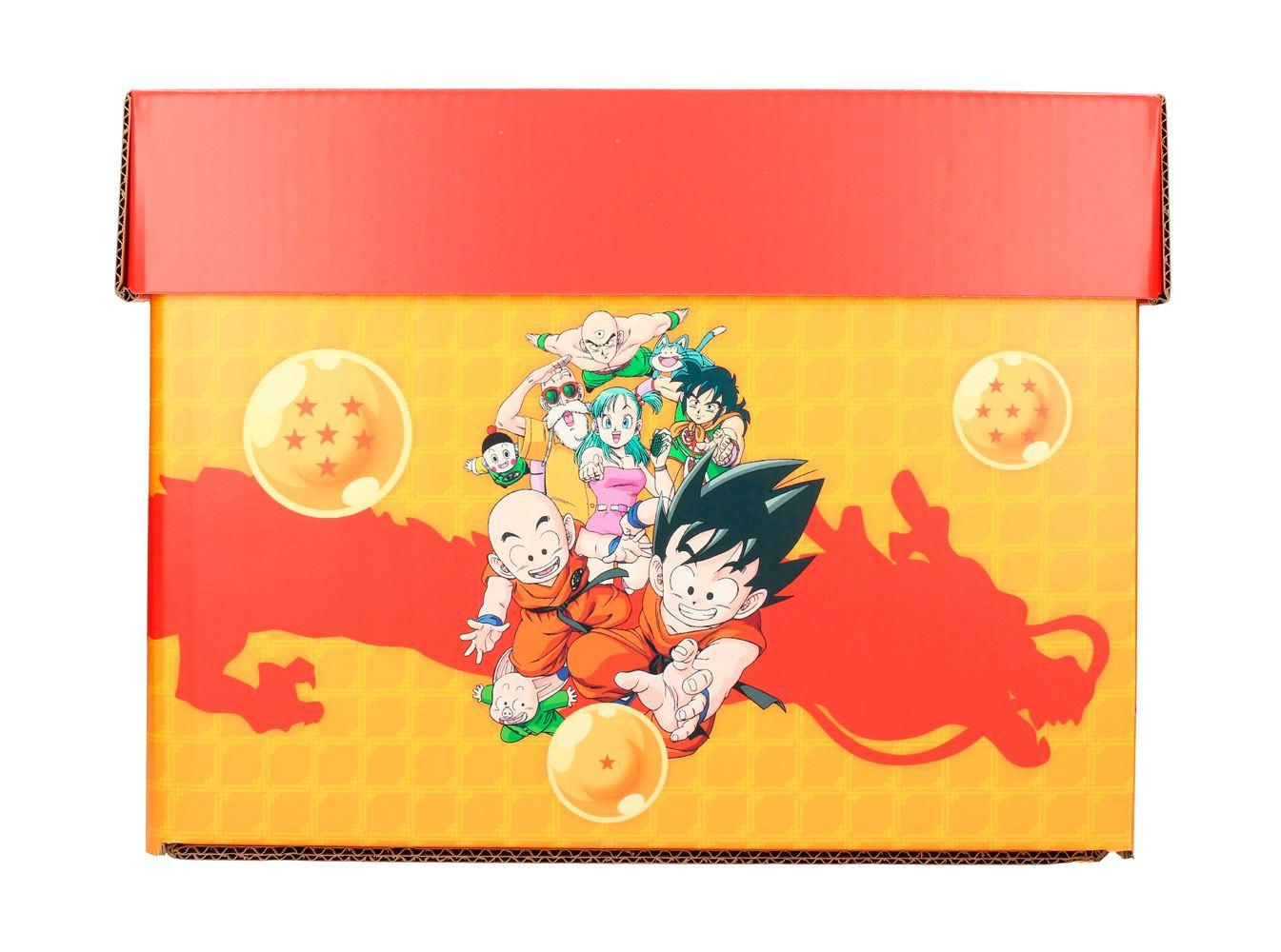 Dragon Ball Storage Box Characters 40 x 21 x 30 cm