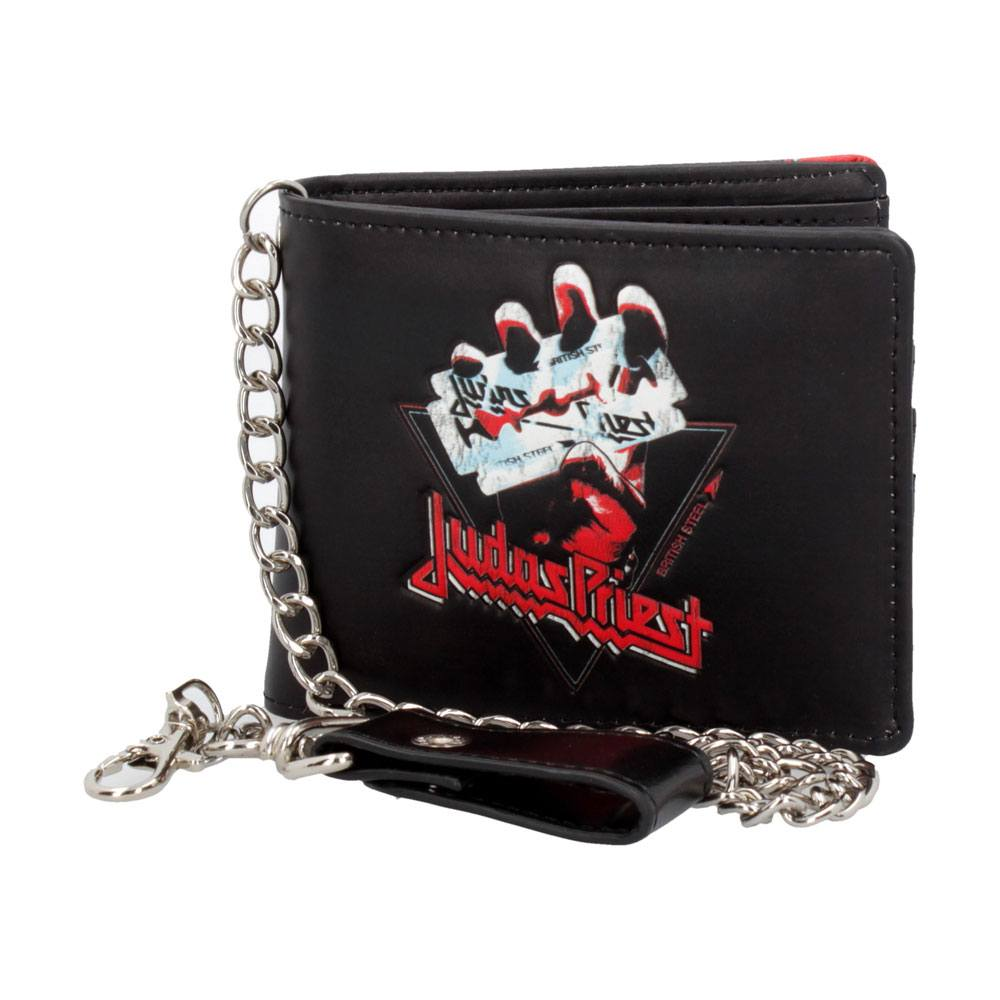 Judas Priest Wallet British Steel