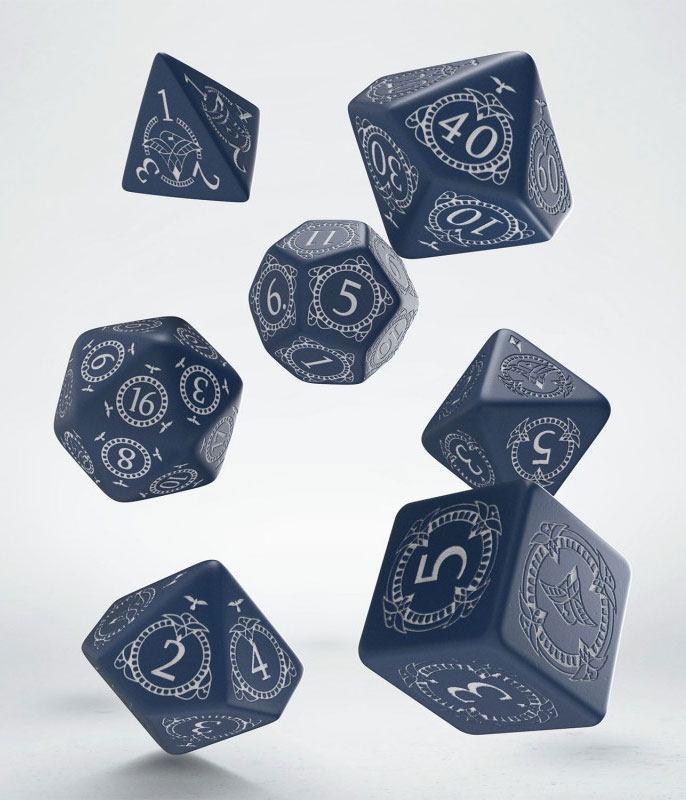 Pathfinder Dice Set Hell's Rebels (7)