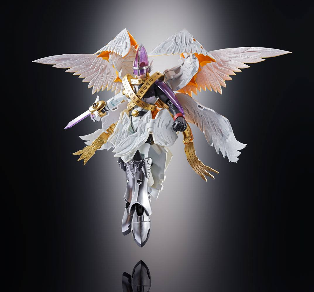 Digimon Adventure Digivolving Spirits Action Figure 07 Holy Angemon 17 cm