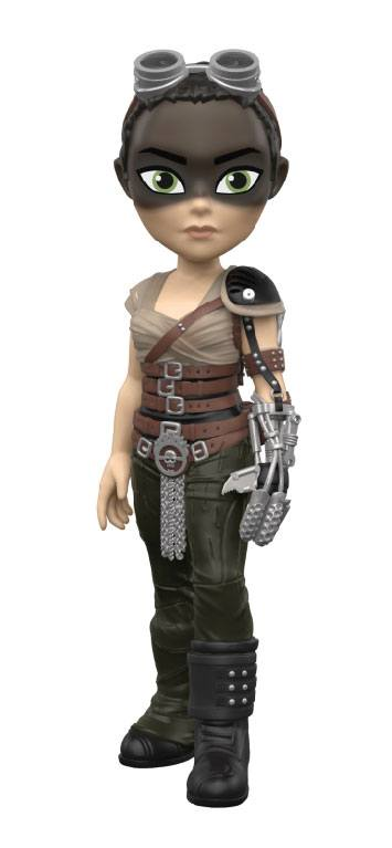 Mad Max Fury Road Rock Candy Vinyl Figure Furiosa 13 cm