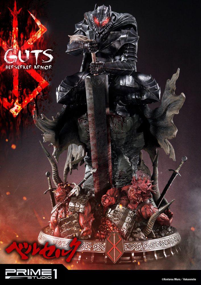 Berserk Statue Guts Berserker Armor 95 cm