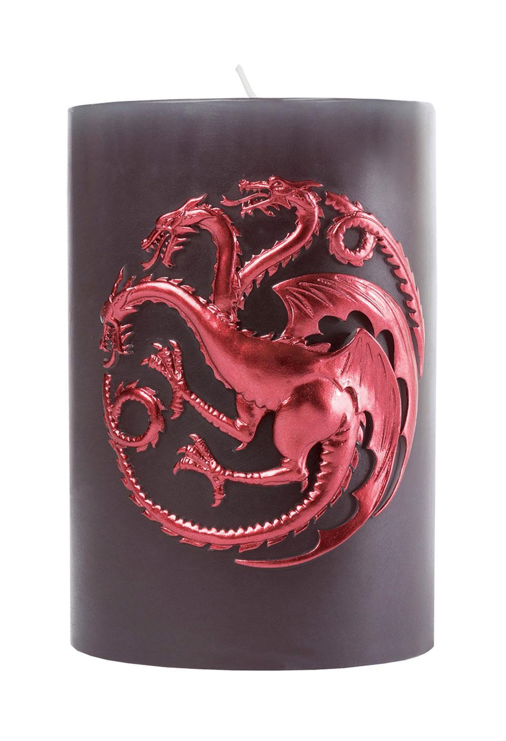 Game of Thrones XL Candle Targaryen 15 x 10 cm