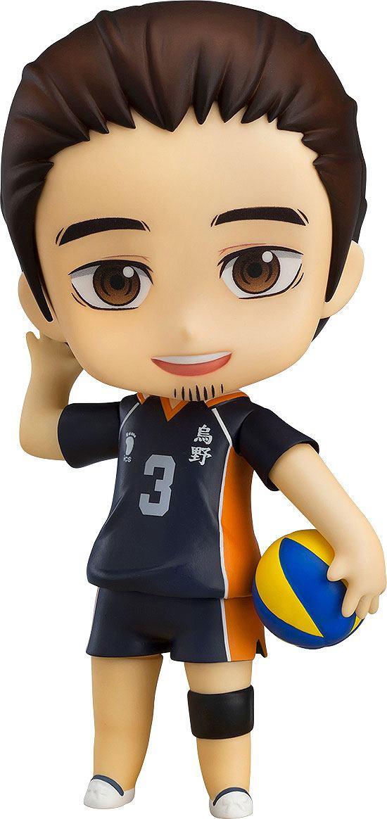 Haikyu!! Nendoroid Action Figure Asahi Azumane 10 cm