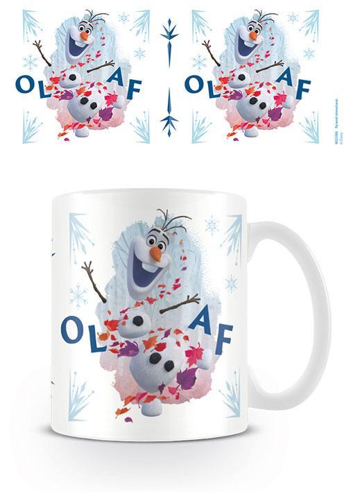 Frozen 2 Mug Olaf Jump