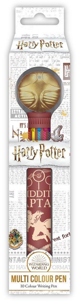 Harry Potter Multi Colour Pen Snitch Case (6)