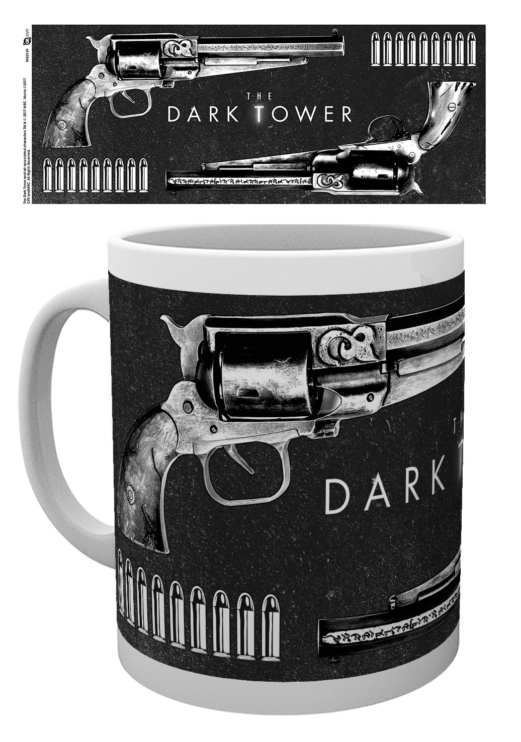 The Dark Tower Mug Guns