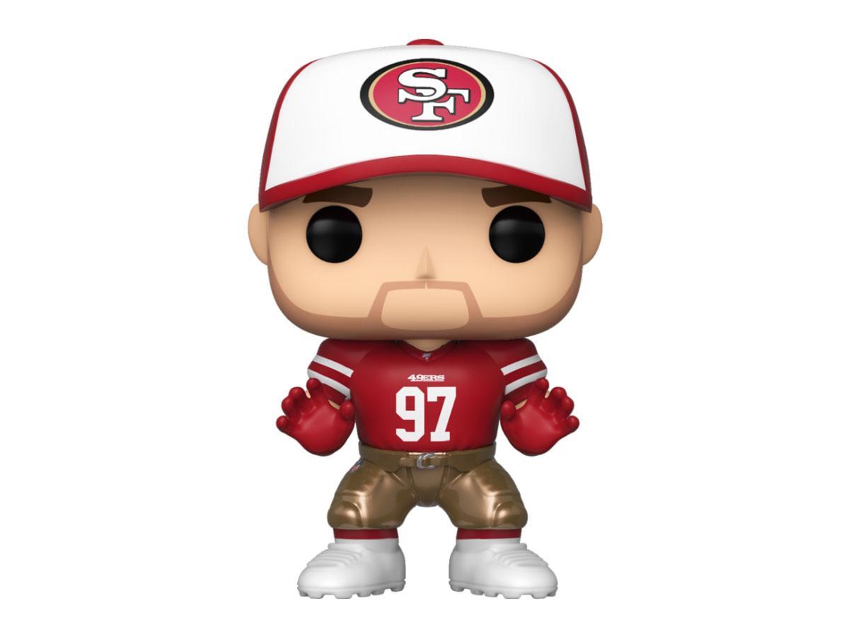 NFL POP! Sports Vinyl Figure Nick Bosa (49ers) 9 cm