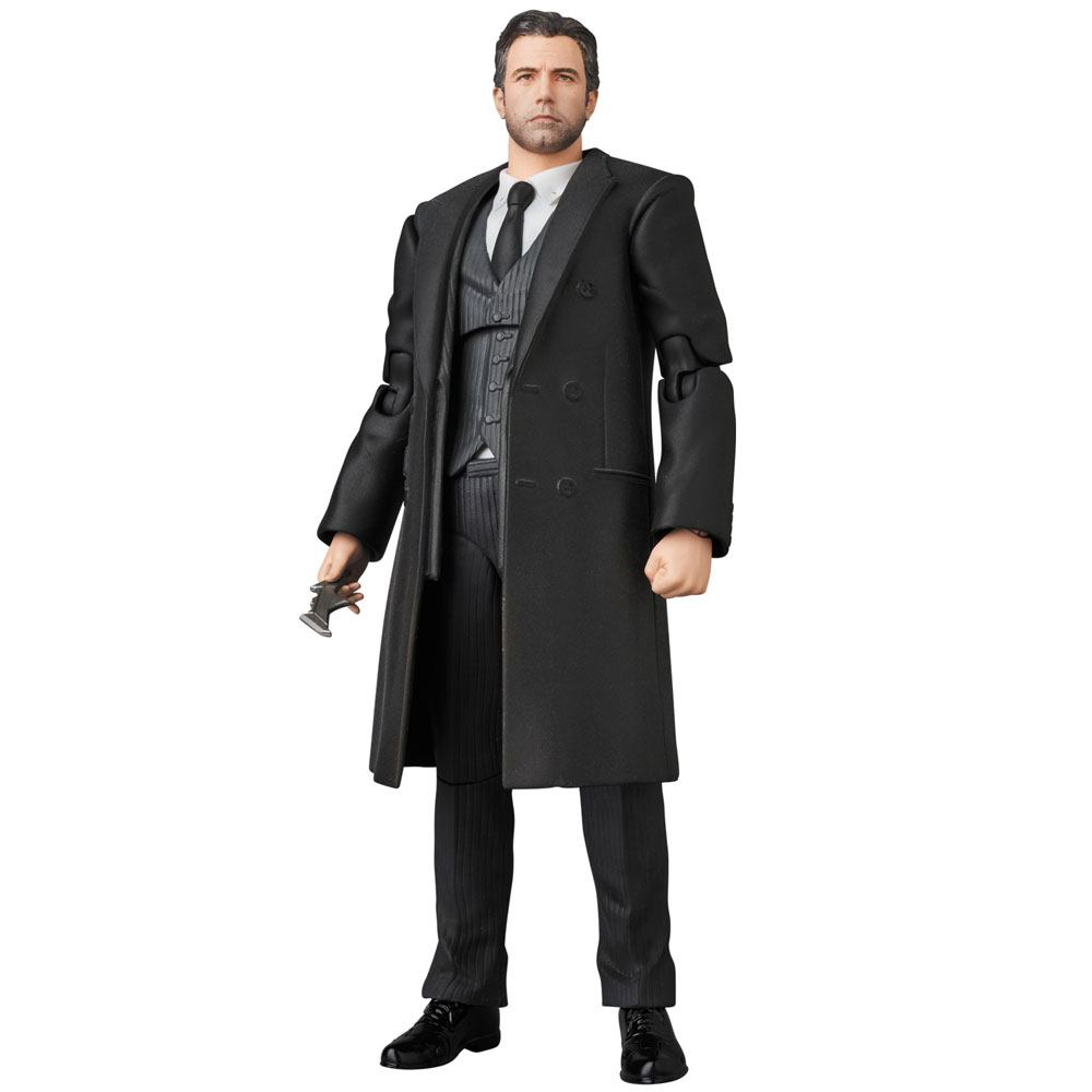 Justice League Movie MAF EX Action Figure Bruce Wayne 16 cm