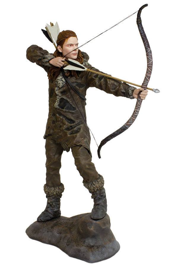Game of Thrones PVC Statue Ygritte 19 cm --- DAMAGED PACKAGING