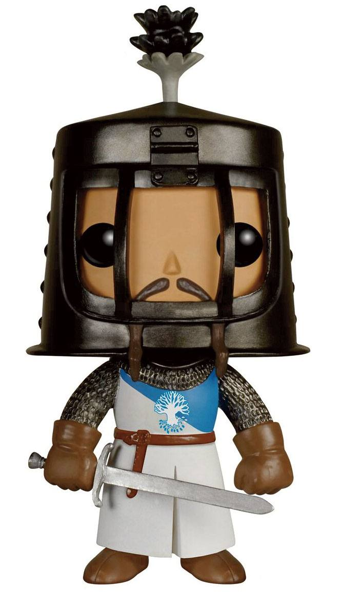 Monty Python and the Holy Grail POP! Movies Figure Sir Bedevere 9 cm