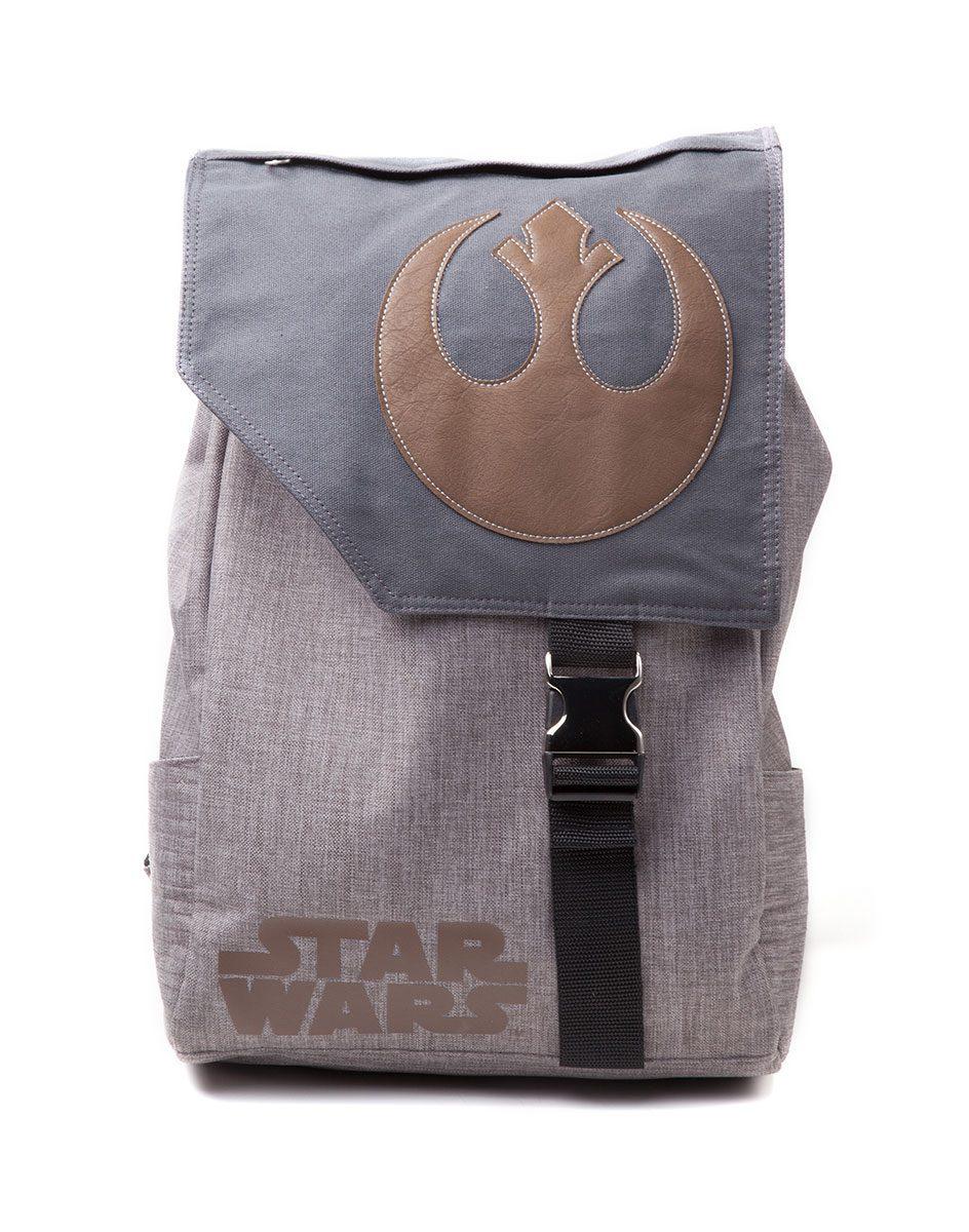 Star Wars Canvas Backpack Rebel Alliance