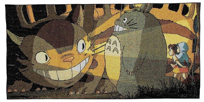 My Neighbor Totoro Towel Cat Bus 60 x 120 cm