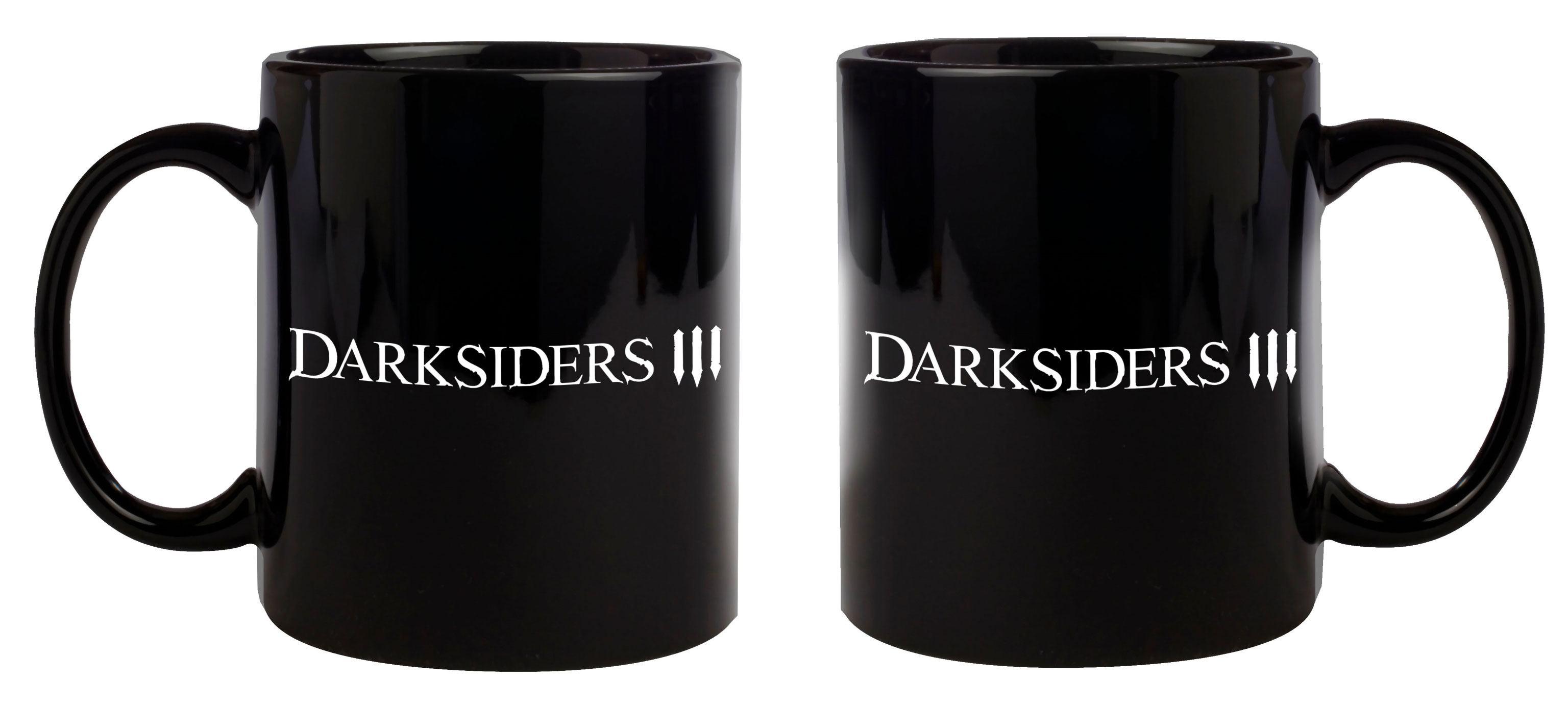Darksiders III Mug Logo