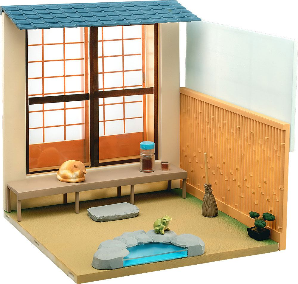Nendoroid More Decorative Parts for Nendoroid Figures Playset 06: Engawa B Set