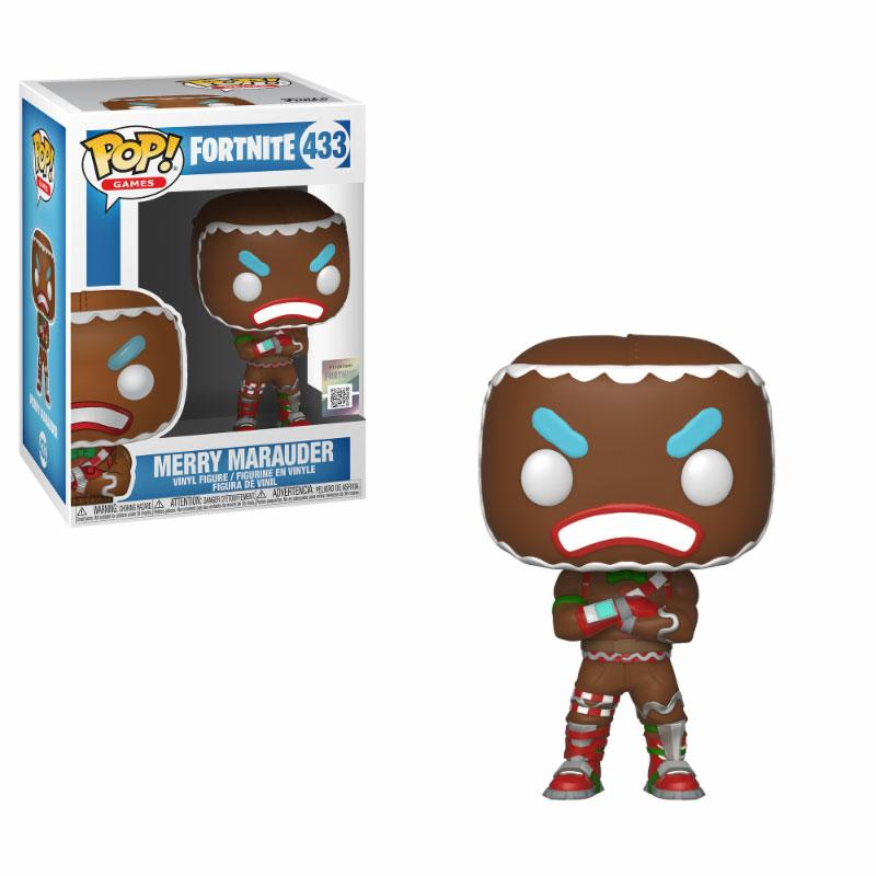 Fortnite POP! Games Vinyl Figure Merry Marauder 9 cm