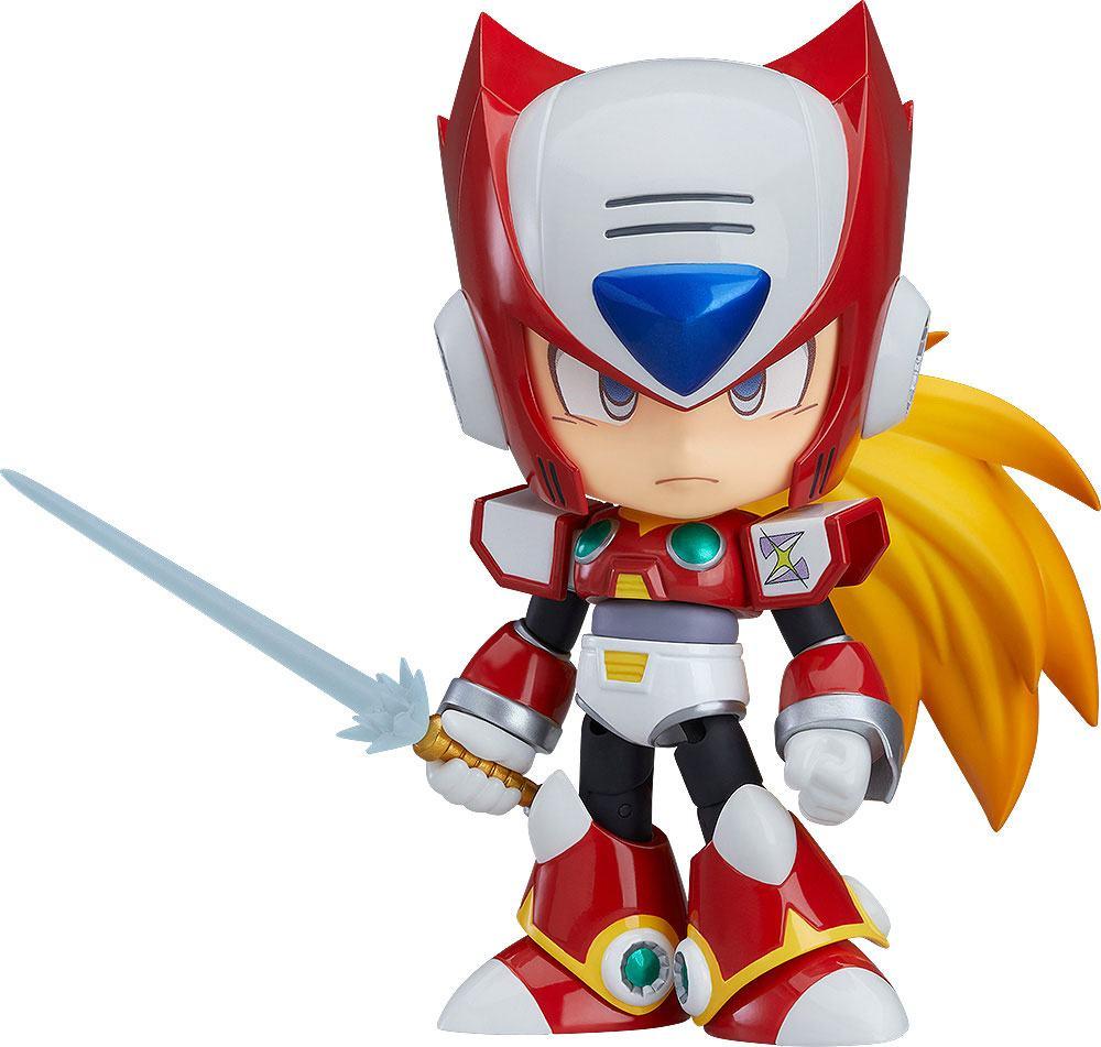Mega Man X2 Nendoroid Action Figure Zero 10 cm