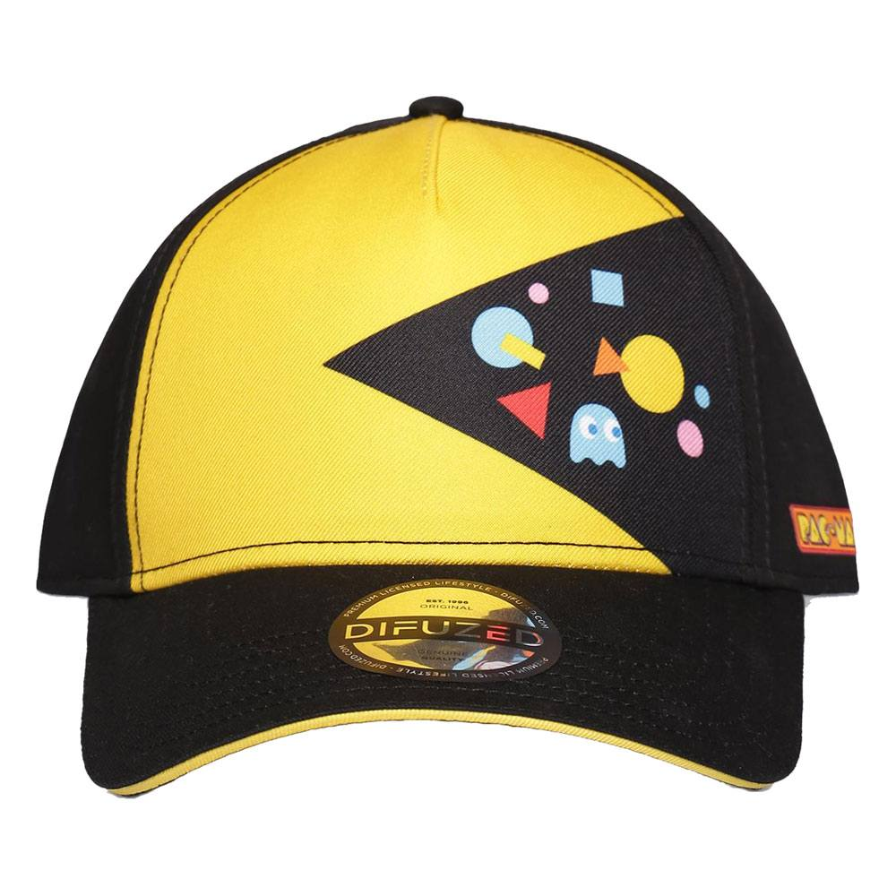 Pac-Man Snapback Cap Characters