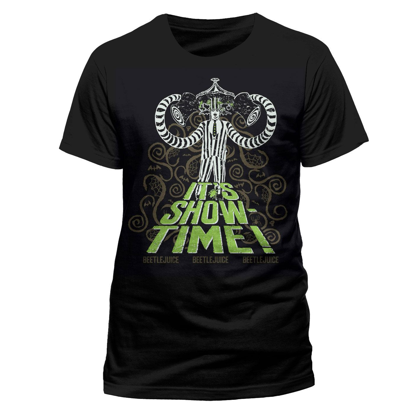 Beetlejuice T-Shirt Showtime Size S