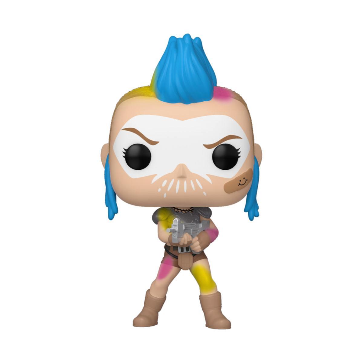 Rage 2 POP! Games Vinyl Figure Mohawk Girl 9 cm