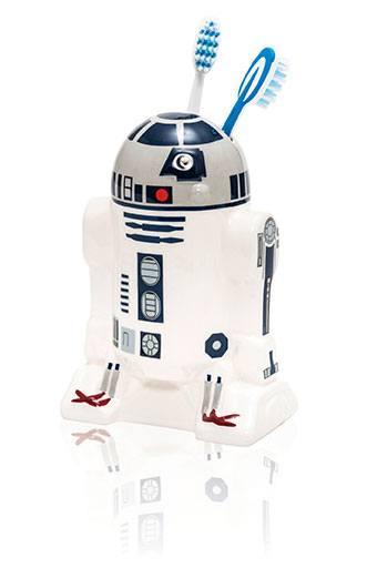 Star Wars Episode VII Toothbrush Holder R2-D2