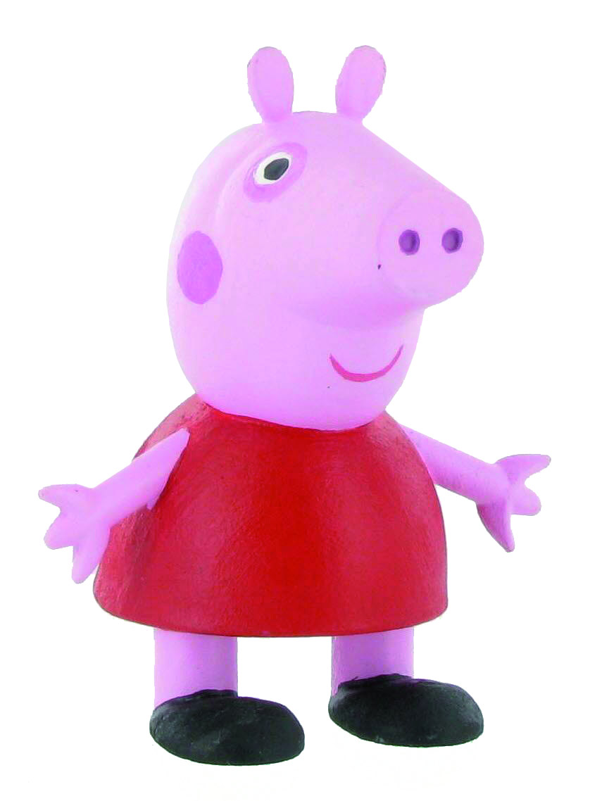 Peppa Pig Mini Figure Peppa Pig 6 cm