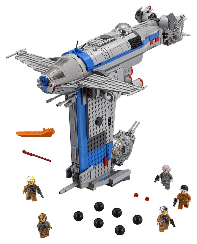 LEGO® Star Wars™ Episode VIII: Resistance Bomber